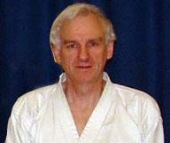 Sensei Keith Thomas 7th Dan